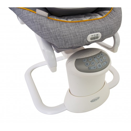 Электрокачели Graco All Ways Soother, Horizon, серый