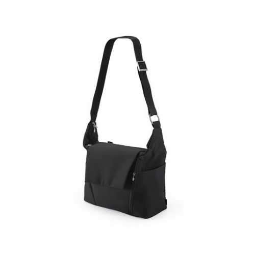 Сумка для коляски Stokke Changing Bag V2, цвет: черный